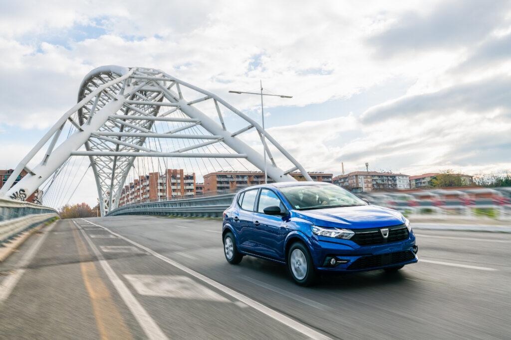 Nuova Dacia Sandero Streetway 2021