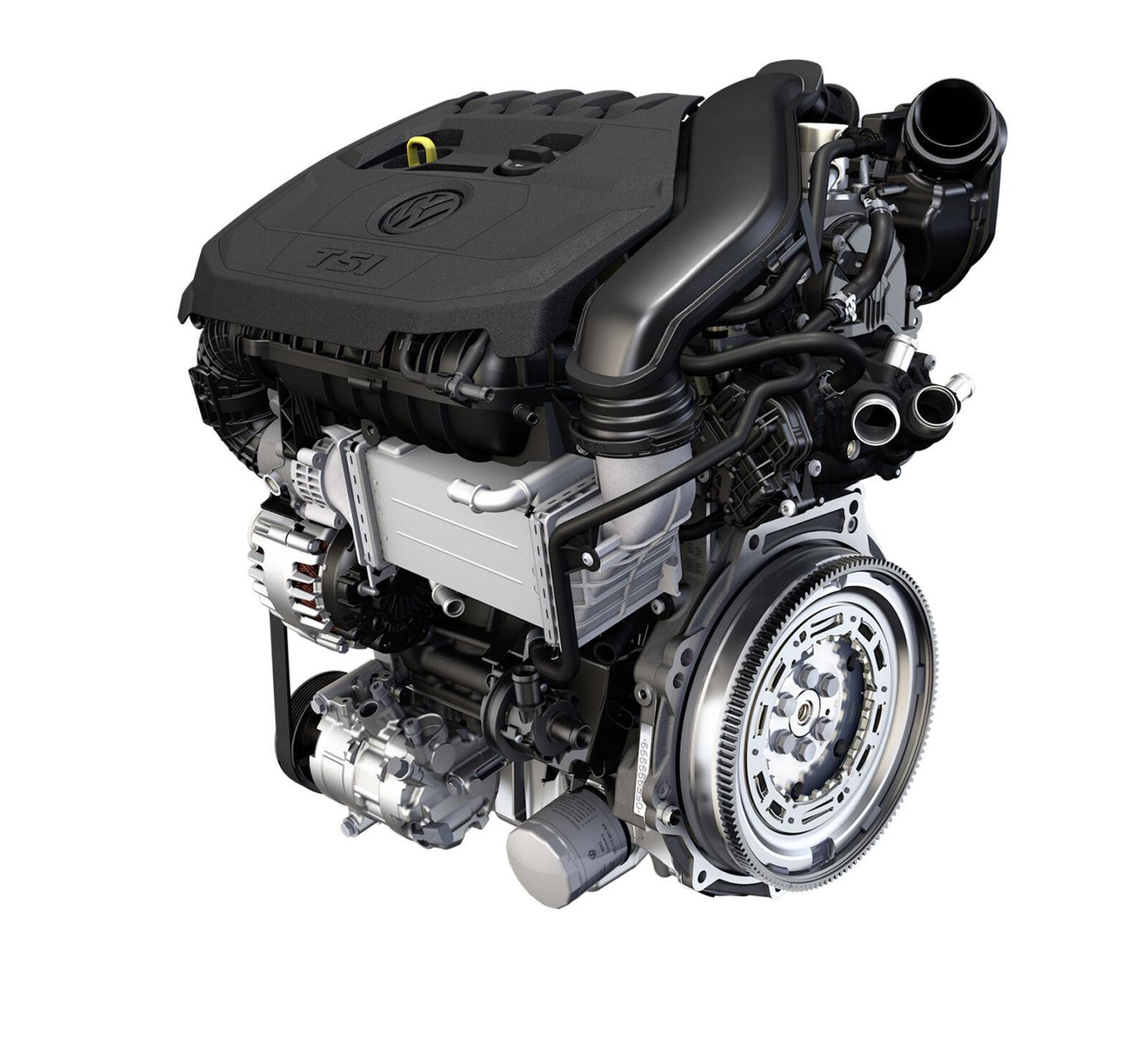 I nuovi motori Volkswagen