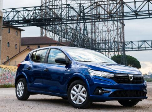 Nuova Dacia Sandero Streetway 2021, prezzo