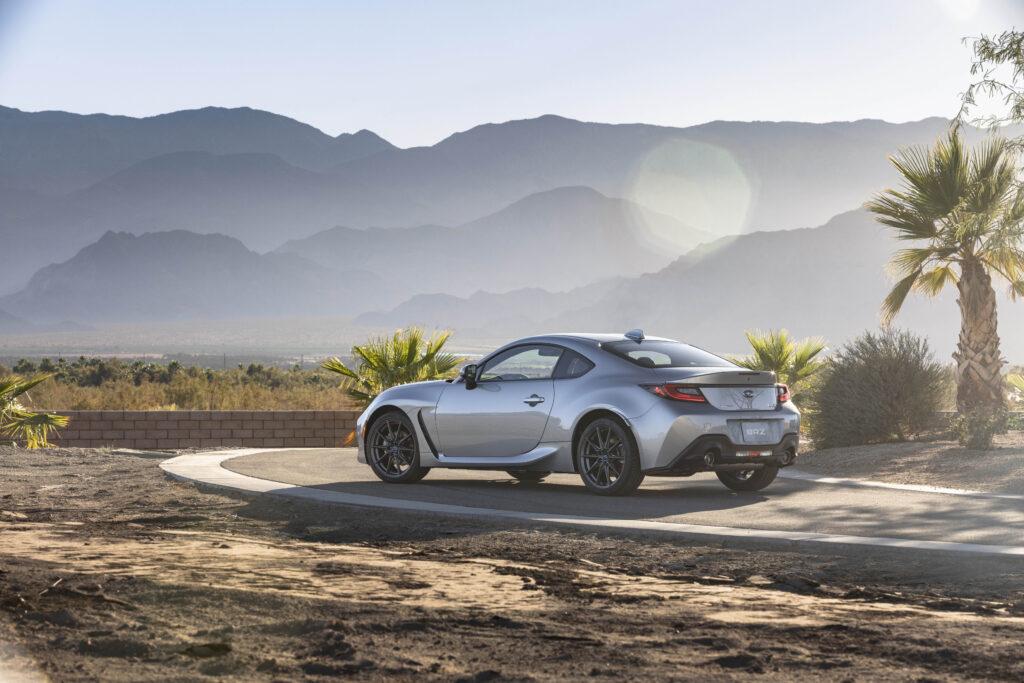 nuova Subaru BRZ 2021