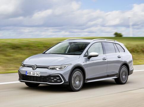 Nuova Volkswagen Golf AllTrack: scheda tecnica e listino prezzi