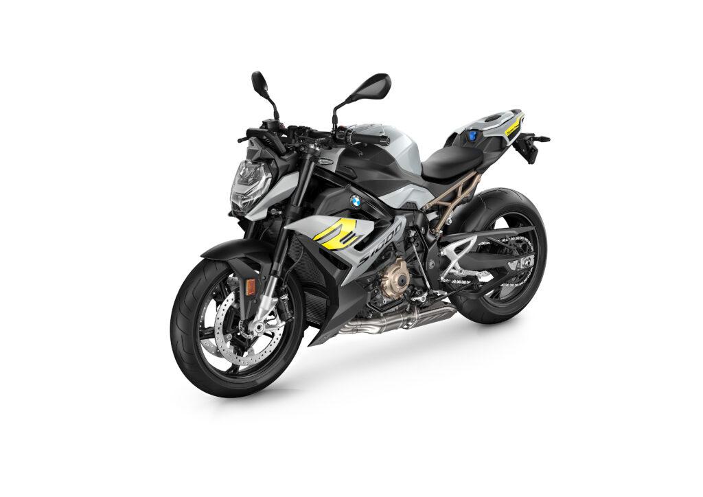 Nuova BMW S 1000 R 2021