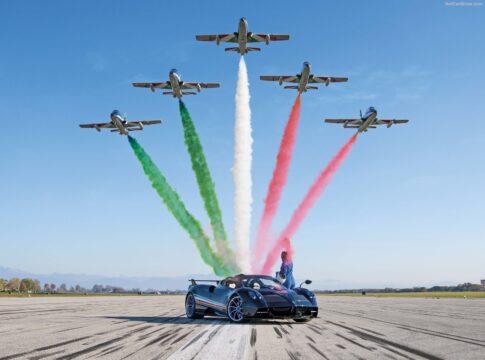 Pagani Huayra Tricolore: un omaggio all'Italia da 5 milioni di euro