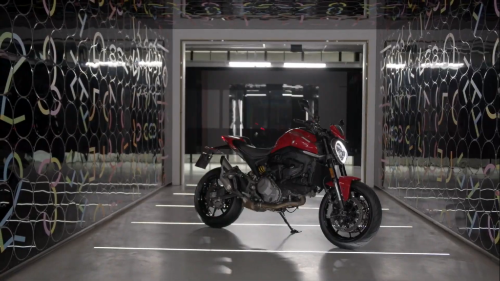 Nuova Ducati Monster 2021