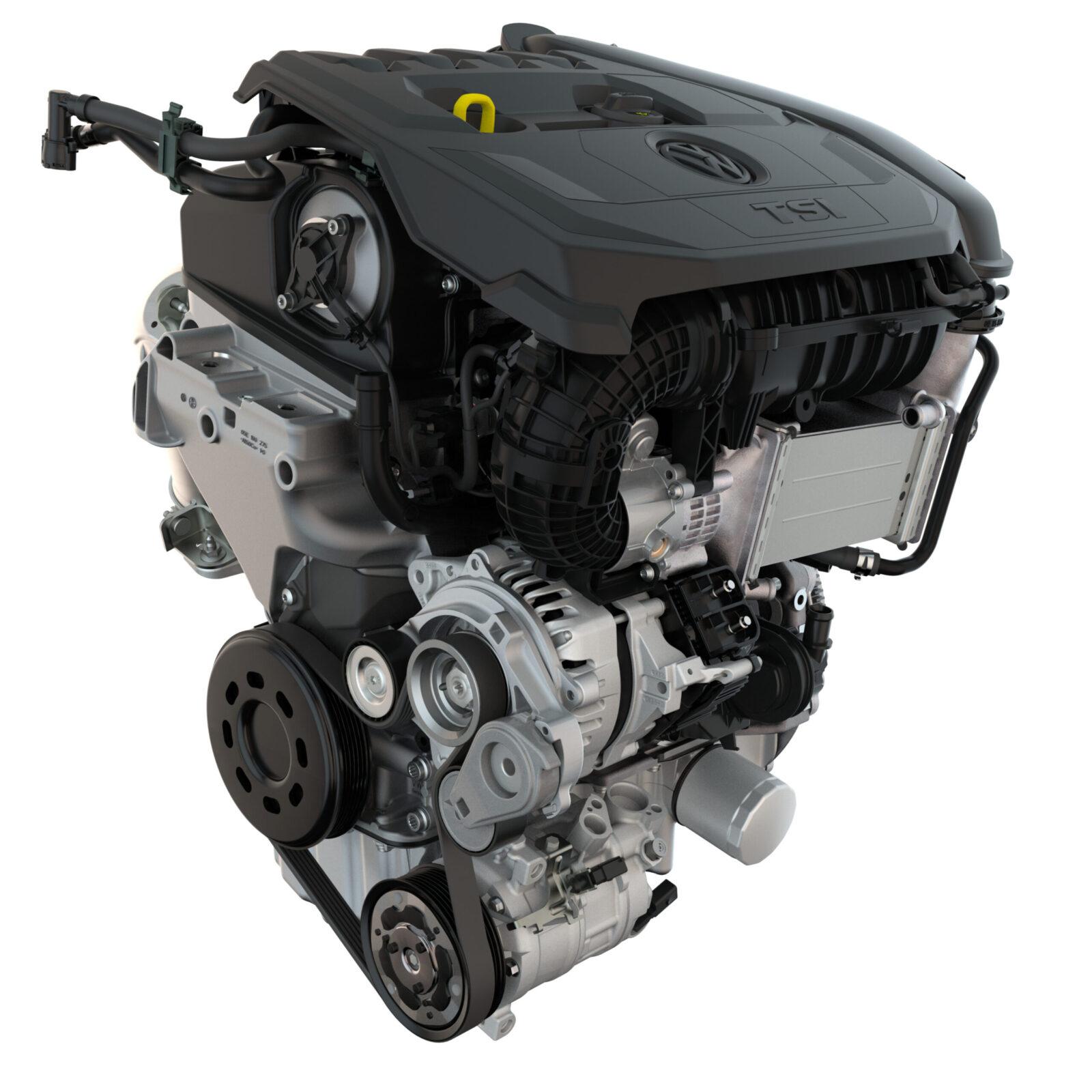 Il motore 1.5 eTSI da 150 CV