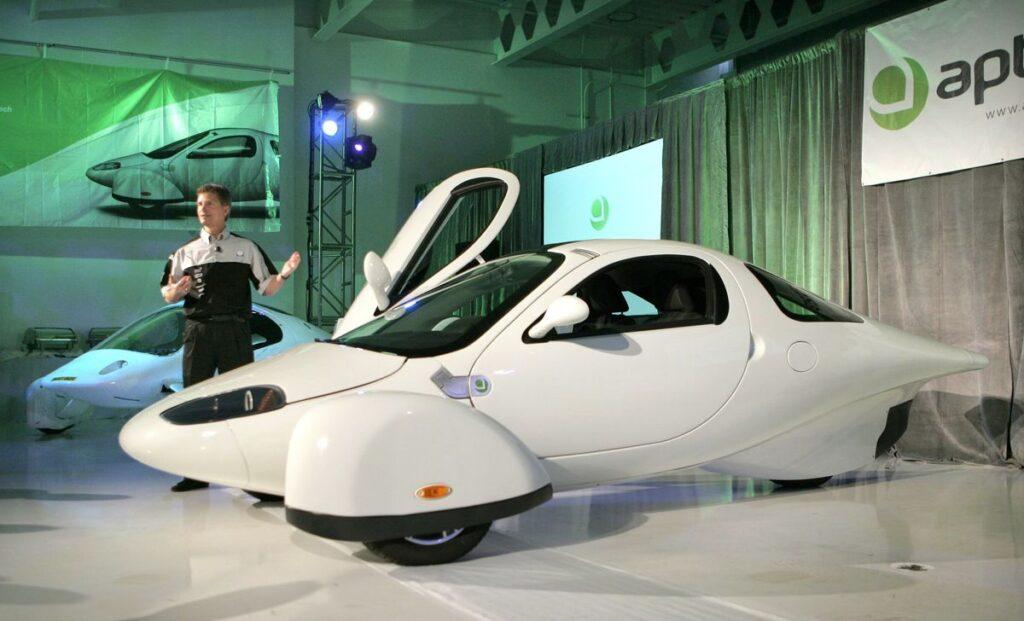 Aptera Motors auto elettrica