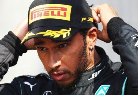 Lewis Hamilton positivo al COVID-19, a rischio la partecipazione agli ultimi due Gran Premi