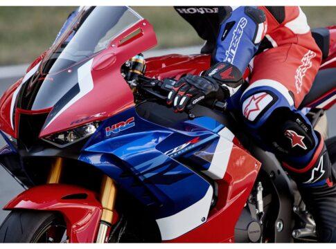 Brevetto Honda per SuperBike CBR 1000 RR Fireblade