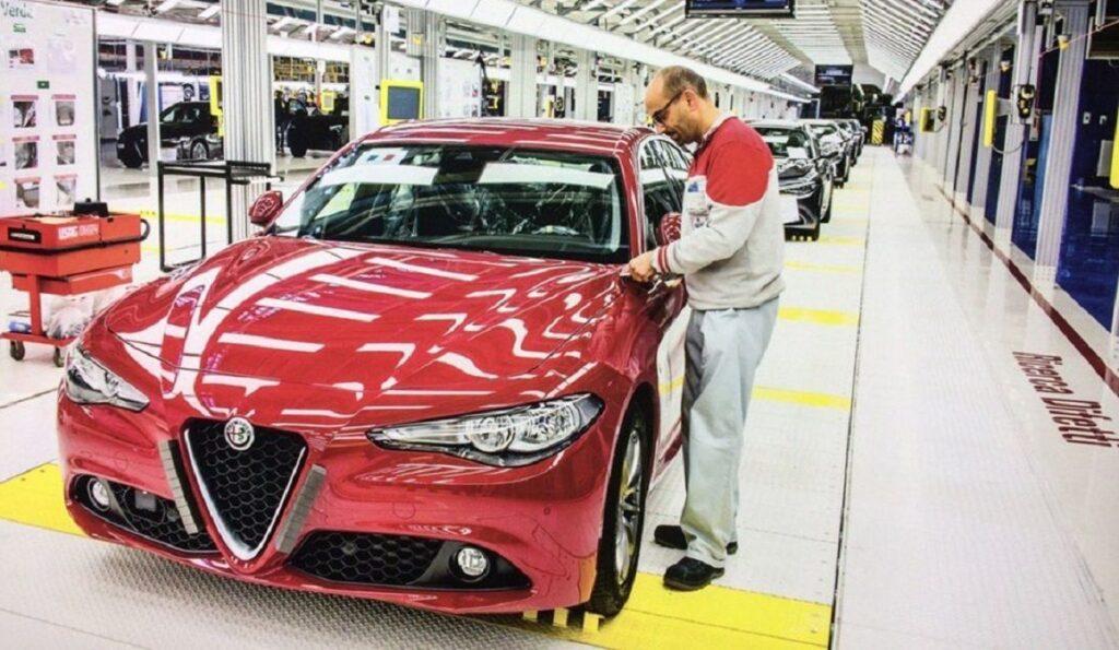 Alfa Romeo immatricolazioni