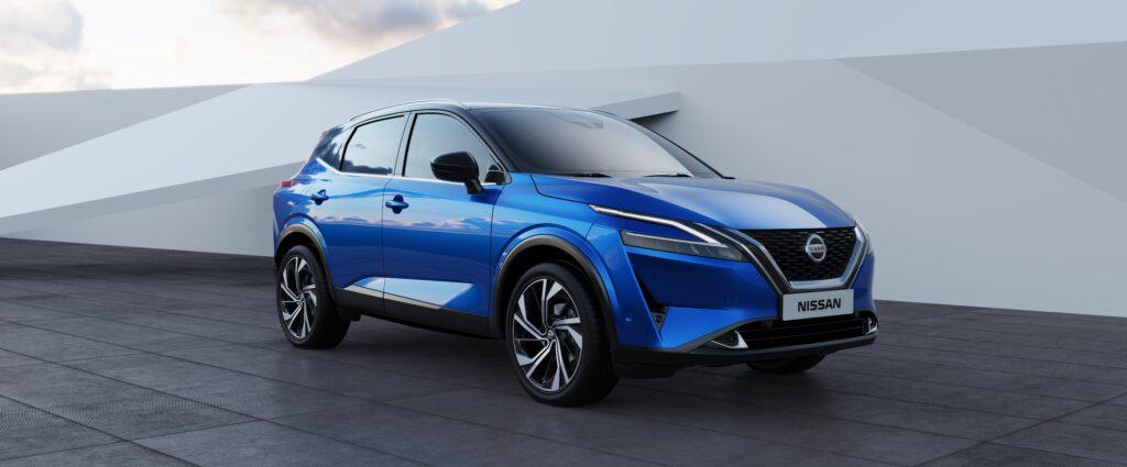Nuova Nissan Qashqai 2021