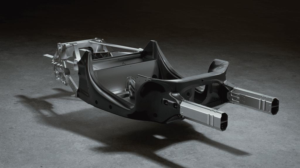 Monoscocca McLaren Artura