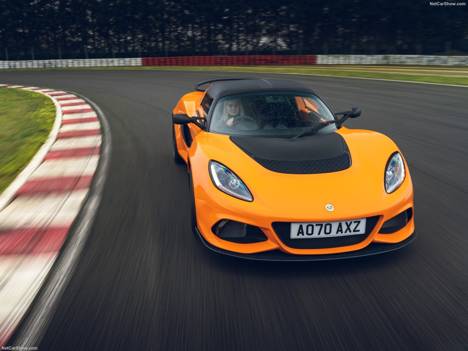 Lotus Exige Sport 390