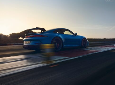 Porsche 911 GT3 2022: il 6 cilindri più veloce che c'è