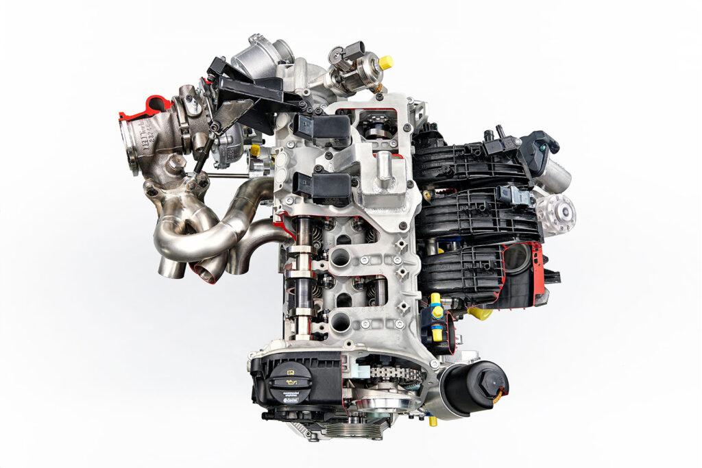 skoda fabia r5 engine