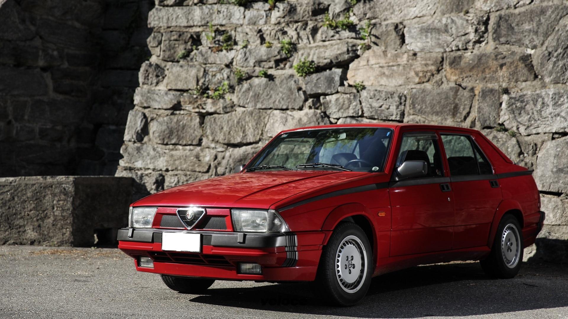 Alfa Romeo 75: cosa l'ha resa così speciale?