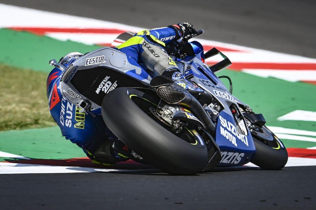 Mir Suzuki MotoGP