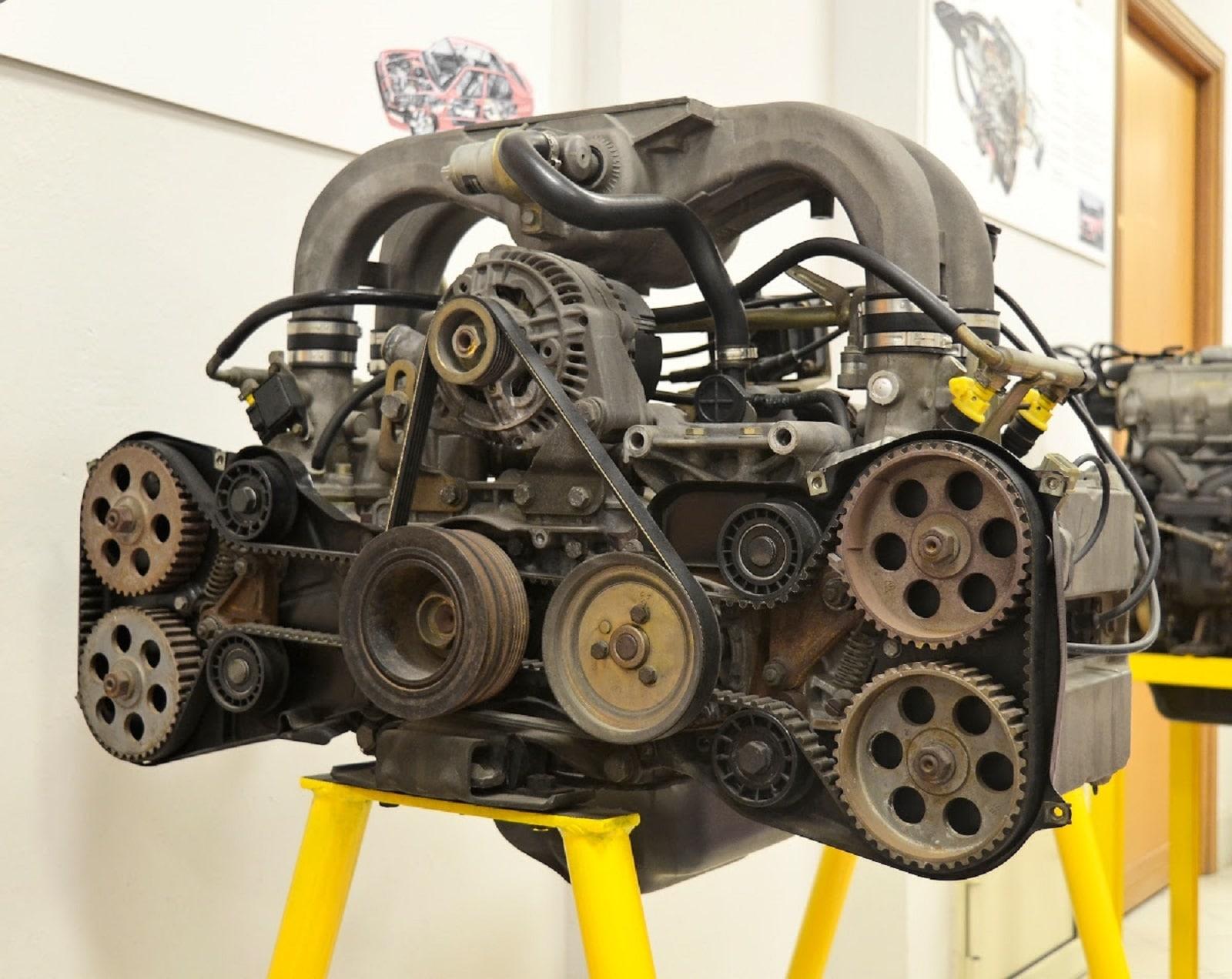 Motore Boxer: la storia dei Boxer Alfa Romeo