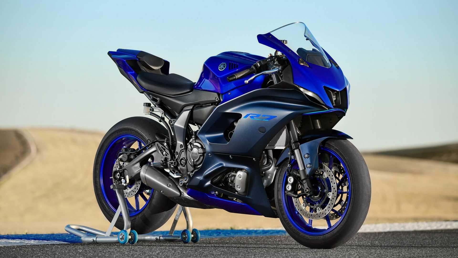 Nuova Yamaha YZF R/ 2022