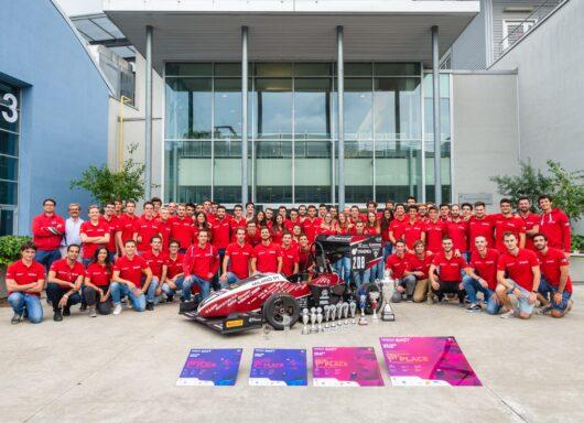 """La """"mini"""" Formula 1 del Politecnico di Milano: il team Dynamis"""