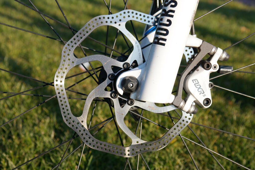 Freno a disco bicicletta