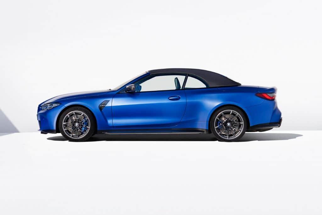 BMW M4 Competition Cabrio M xDrive 2021