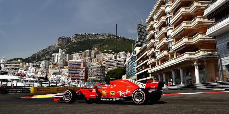 Circuito di Monte Carlo, Gran Premio di Monaco 2018