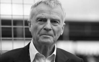 L'ex presidente della Fia Max Mosley è morto all'età di 81 anni