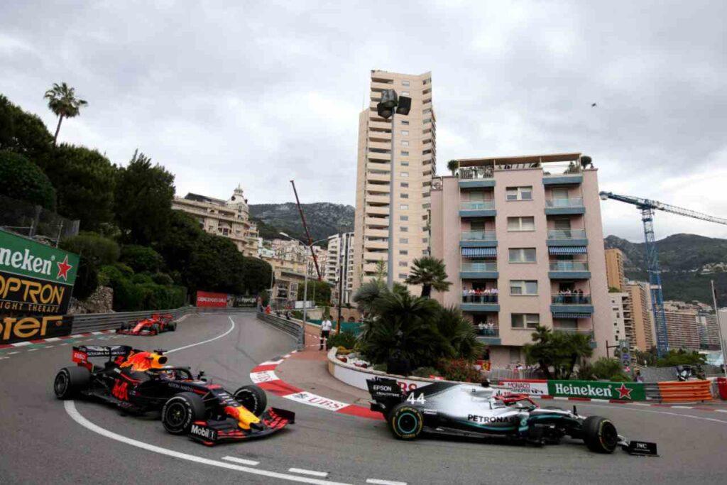 Red Bull, GP Monaco