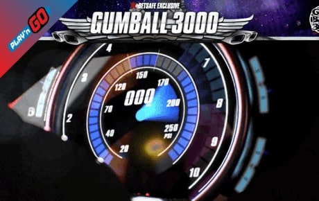 Slot machine Gumball 3000