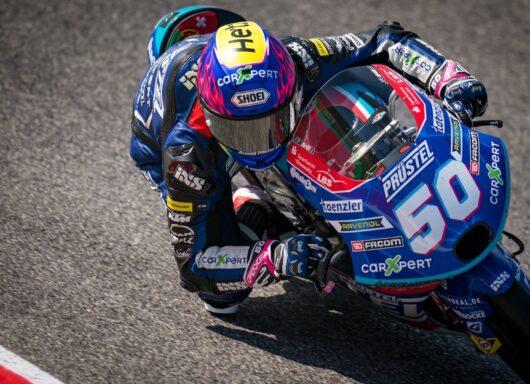 Morto Jason Dupasquier, il ragazzo di 19 anni, dopo il violento incidente in Moto3