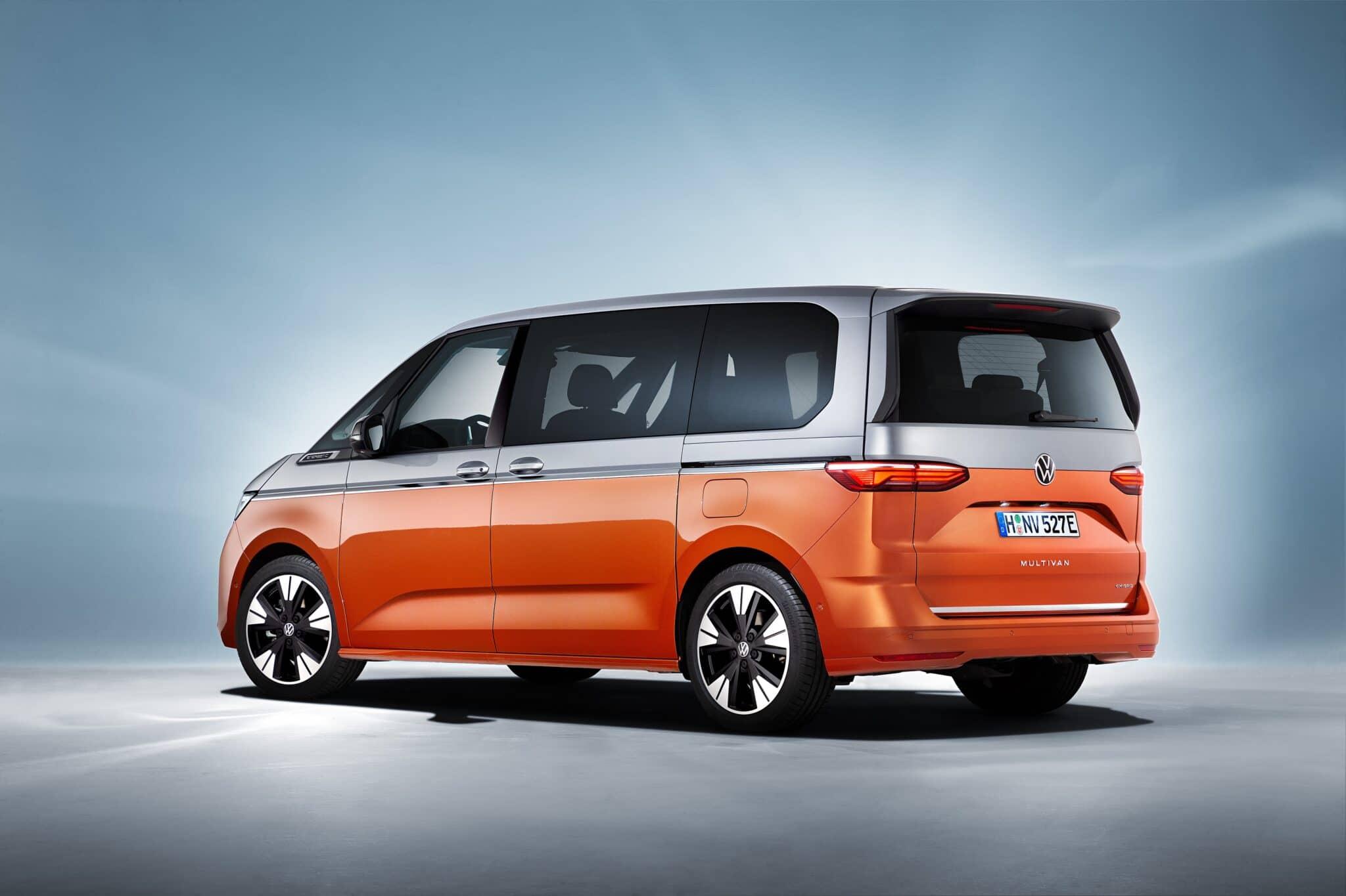 Volkswagen Multivan - Copyright: Ufficio stampa Volkswagen Italia