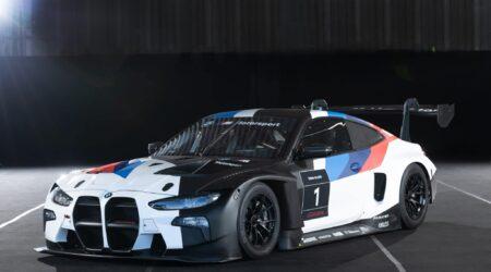 """BMW M4 GT3: la tedesca da corsa con volante """"multiuso"""""""