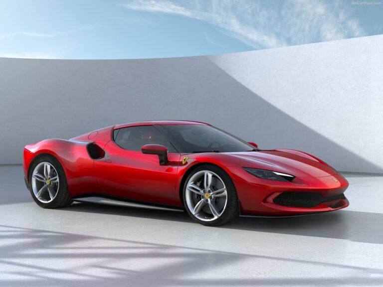 Ferrari 296 GTB: arriva la prima V6 ibrida del Cavallino. La potenza? 830 cv