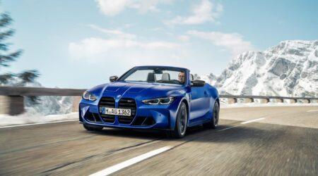 BMW M4 Competition Cabrio: divertimento a cielo aperto