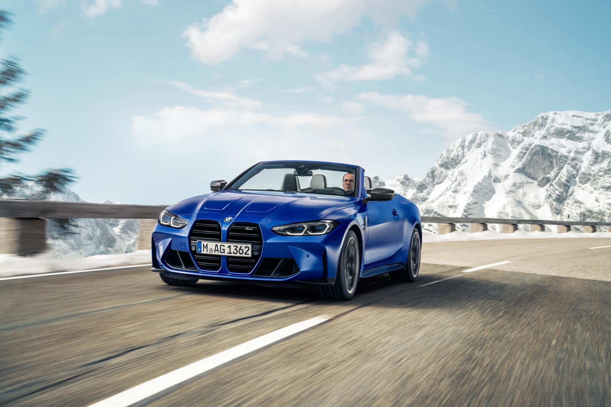 BMW M4 Competiton M xDrive Cabrio 2021