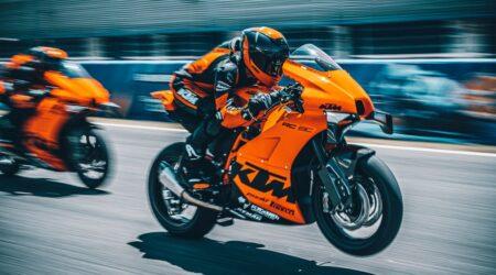 "KTM RC 8C: ecco la moto supersport ""pronto pista"" ispirata alla MotoGP"