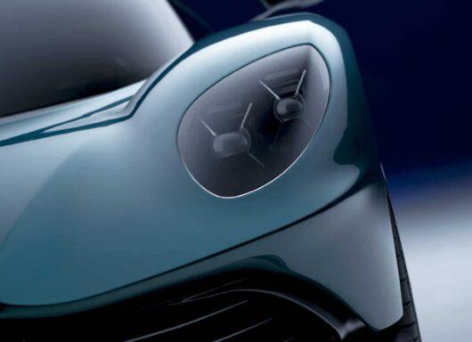 La nuova Aston Martin Valhalla, non solo il nome di paradisiaco
