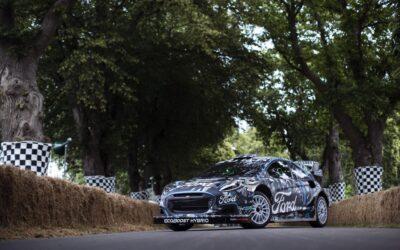 Ford Puma Rally1: la vettura da rally ibrida che correrà nel WRC dal 2022