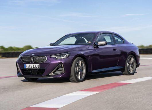 Nuova BMW Serie 2 Coupé 2021: torna la due porte compatta di Monaco