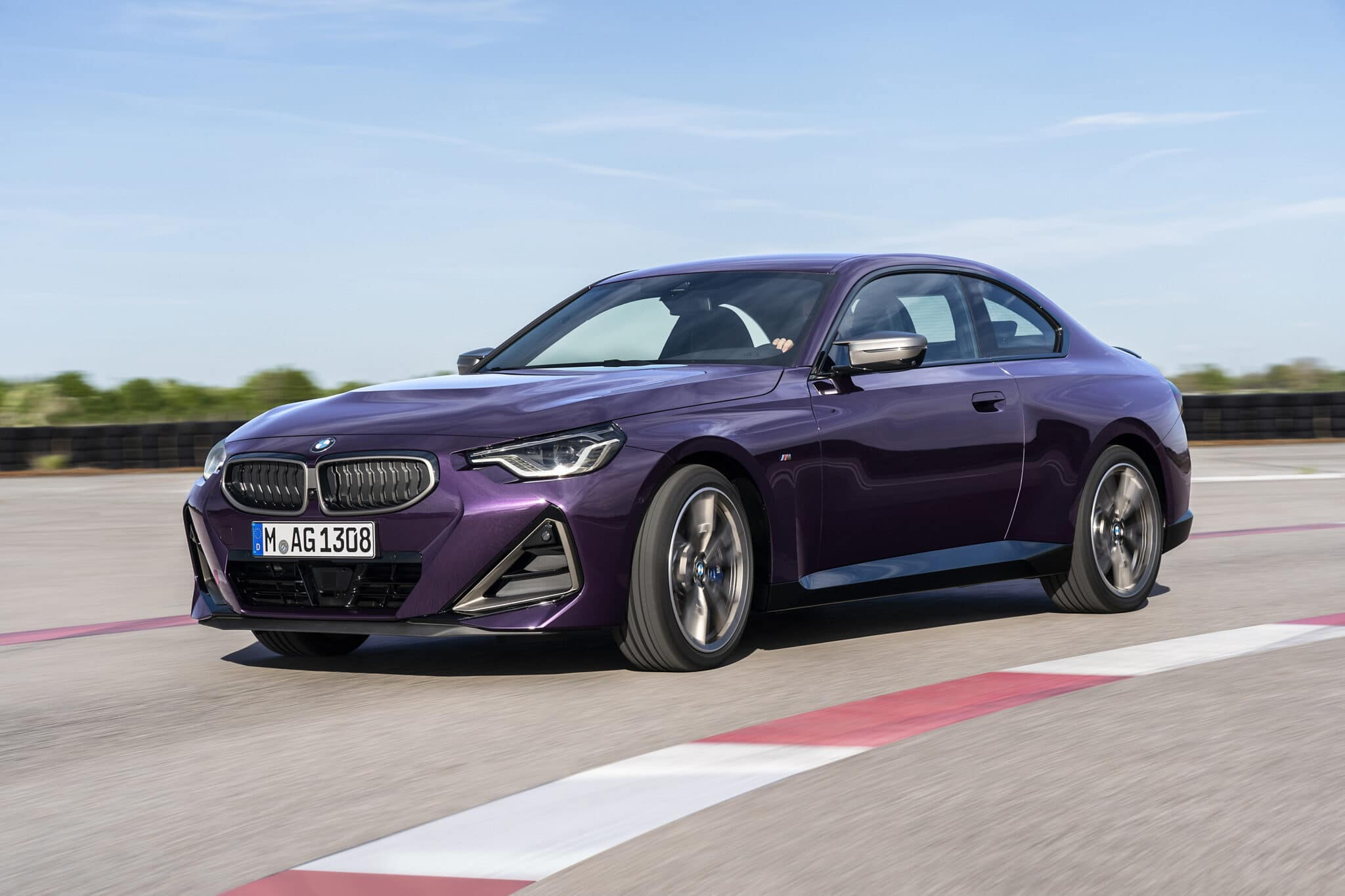 Nuova BMW Serie 2 Coupé 2021