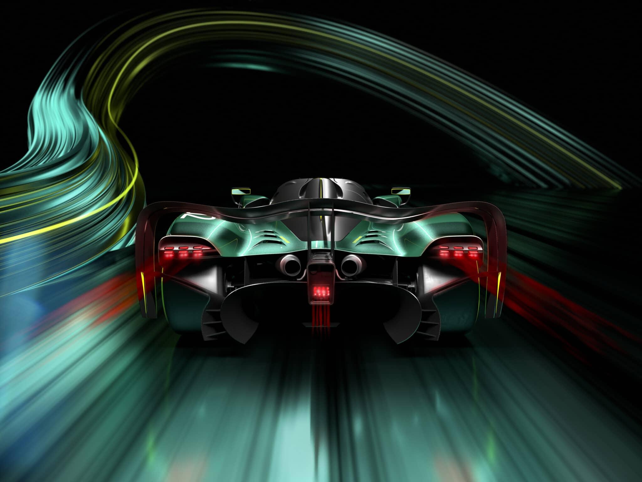 Aston Martin Valkyrie AMR Pro - Crediti foto: ufficio stampa Aston Martin