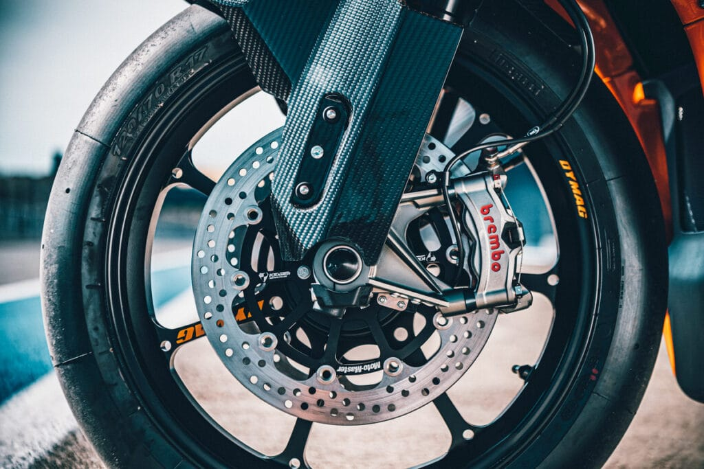 Dischi freno KTM RC 8C