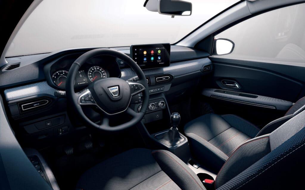 Interni Dacia Jogger 2021