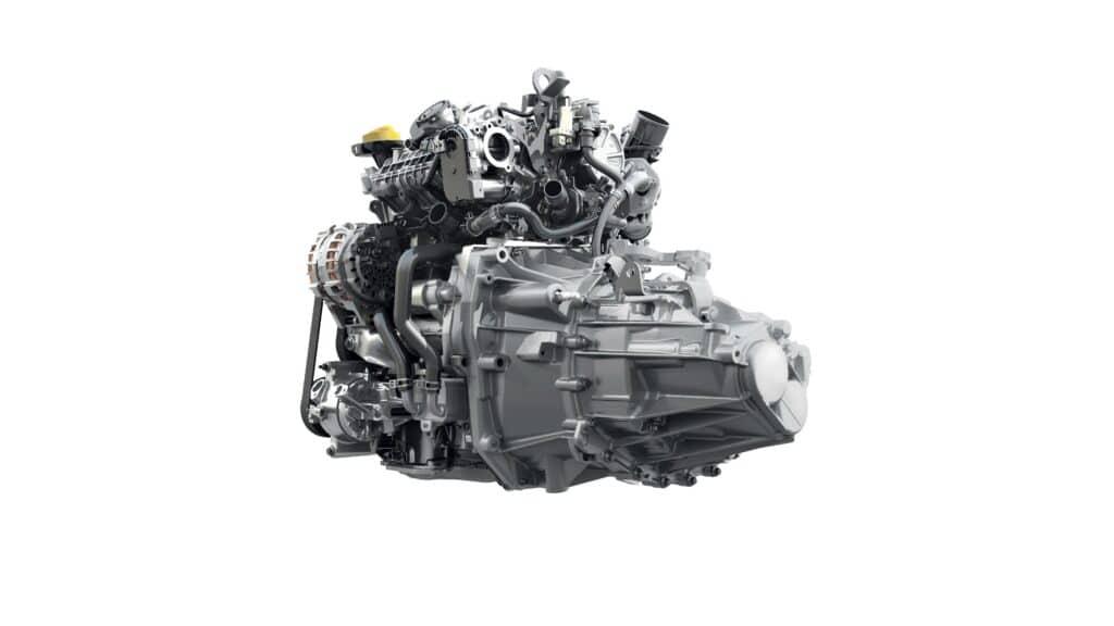 Dacia Jogger, il motore 1.0 TCe 110