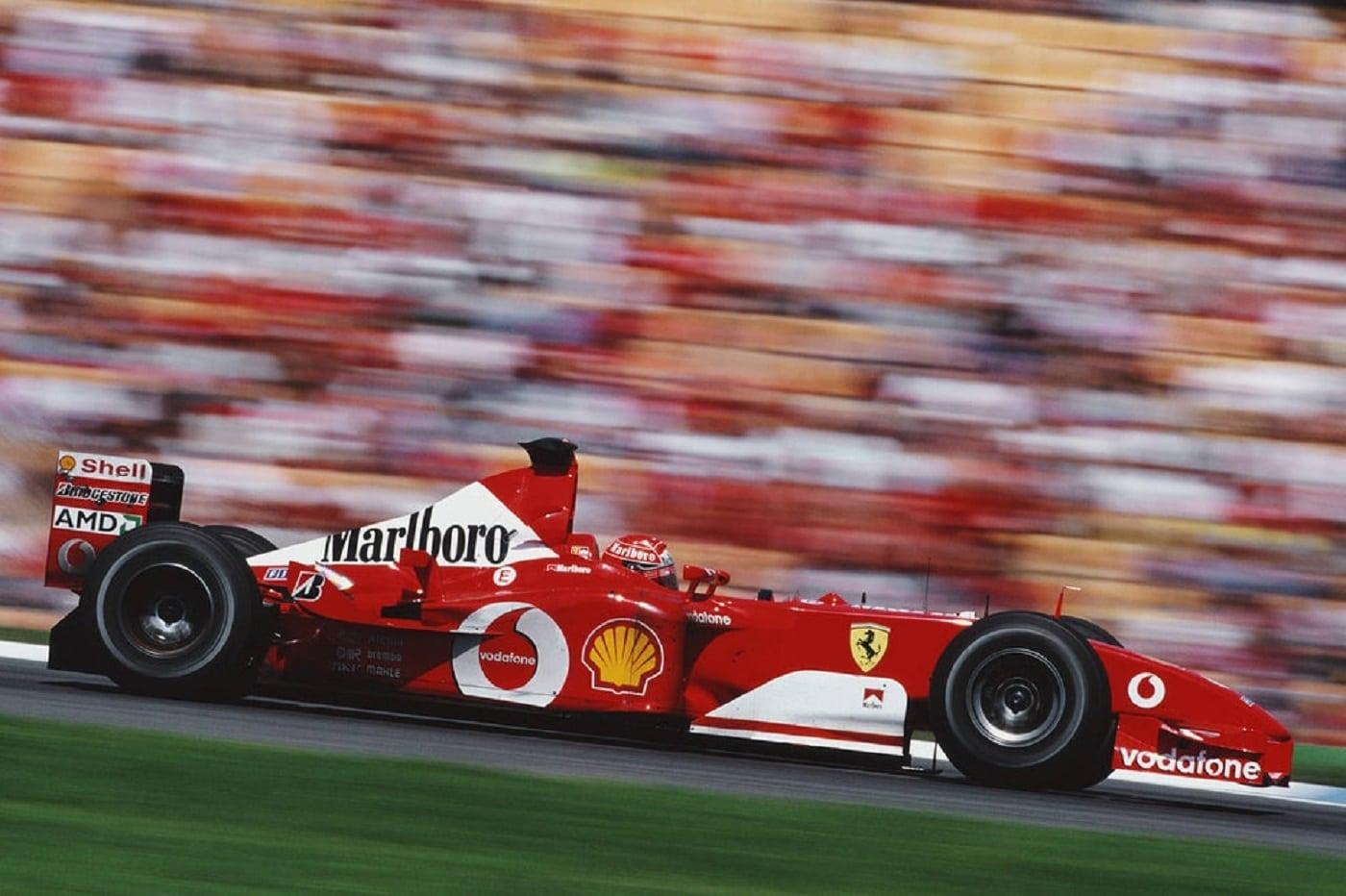 Come faceva Michael Schumacher ad essere così terribilmente veloce?