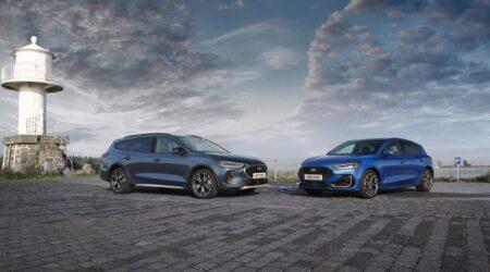 Ford Focus 2022: le novità del restyling di metà carriera