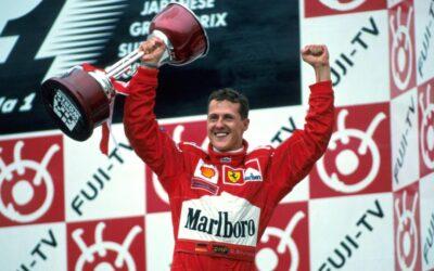 Suzuka 2000 e 2006: l'inizio e la fine dell'era vincente di Michael Schumacher in Ferrari