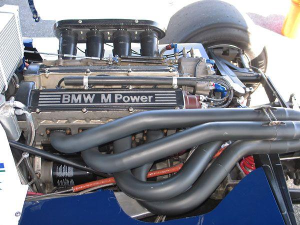 BMW M12/7 Formula 2