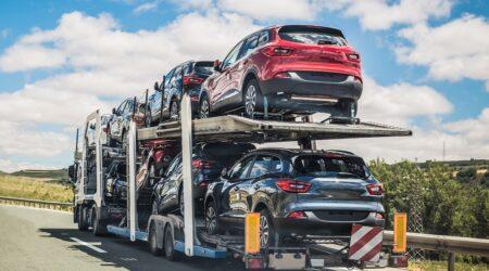 ANFIA, continua la crescita del trasporto merci su strada